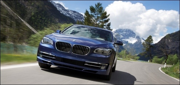 Alpina B7 Facelift 2013