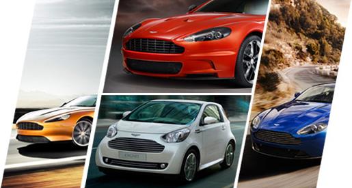 Aston Martin Facebook special