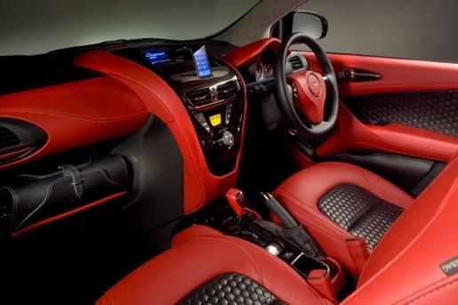 Aston Martin Cygnet Concept