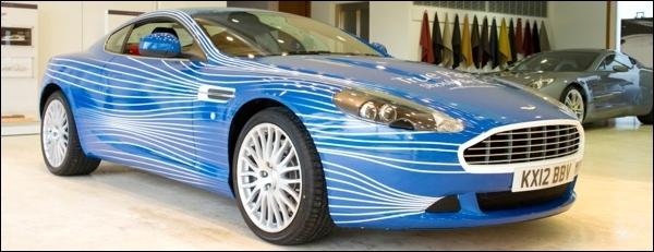 Aston Martin DB9 1M