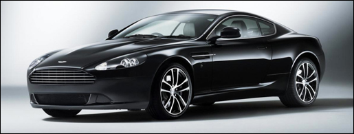 Aston Martin DB9 - Special Editions