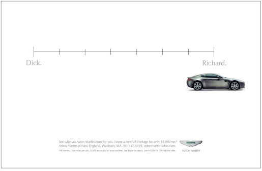 Aston Martin Dick Richard