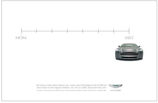 Aston Martin Mom Milf