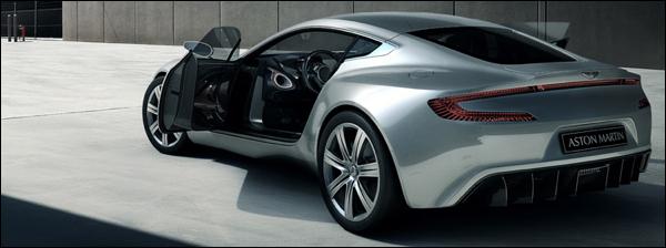 Aston Martin One-77 2012