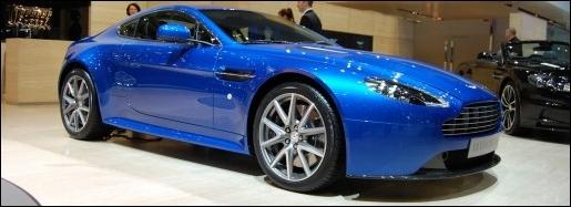 Aston Martin V8 Vantage S Geneva