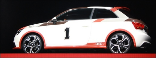 Audi A1 Geneva