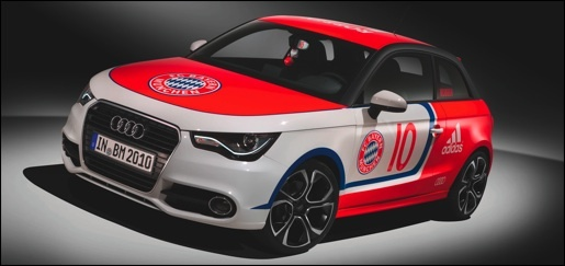 Audi A1 Worthersee Special