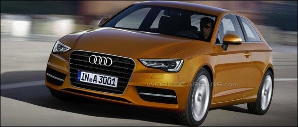 Audi A3 2013 Preview