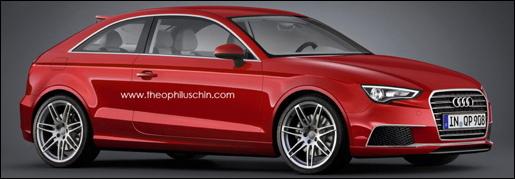 Impressie Audi A3 Driedeurs