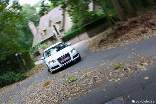 Rijtest Audi A3 Sportback 1.6 TDI 105 Pk