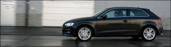 Audi A3 2012 rijtest 1.4 TFSI test