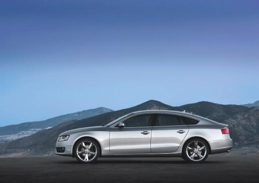 Officieel: Audi A5 Sportback