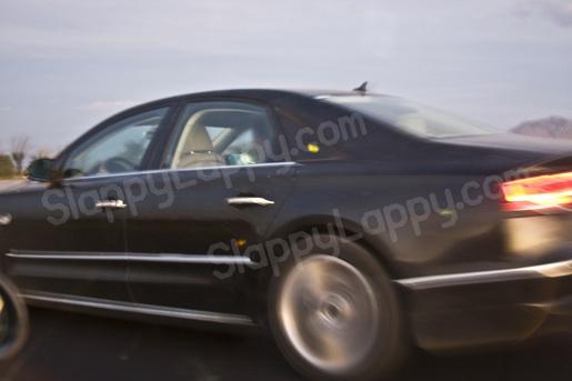 Spyshots: Audi A8