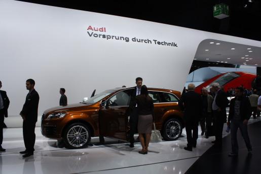 Audi Exclusive Bruin IAA Frankfurt