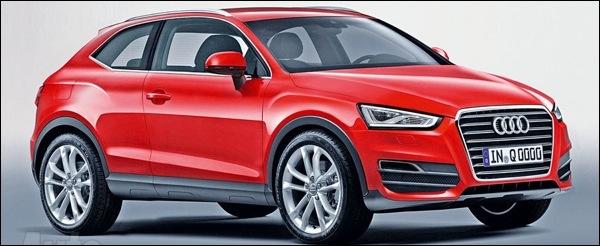 Audi Q2 Preview