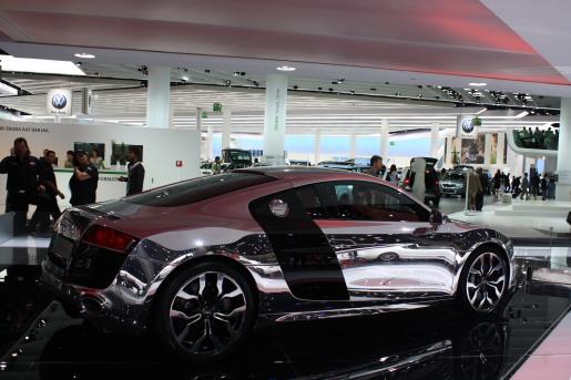 Audi R8 V10 Chrome IAA