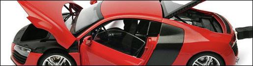 Audi R8 gadget HDD