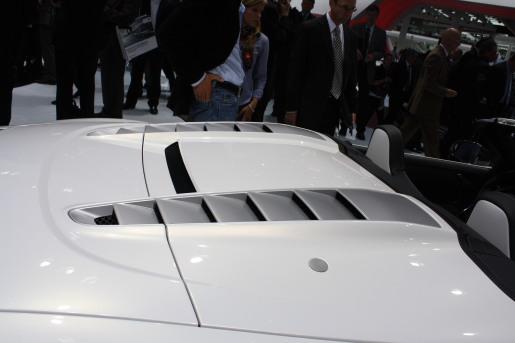 Autosalon Frankfurt Audi R8 Spyder