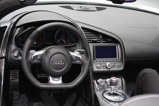 Audi R8 Spyder IAA