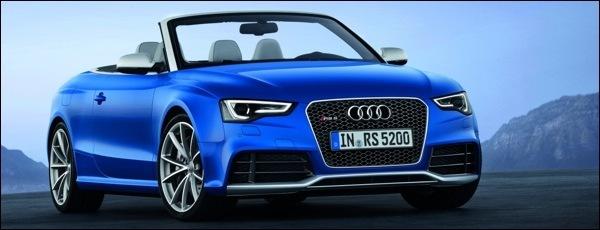 Audi RS5 Cabrio 2013