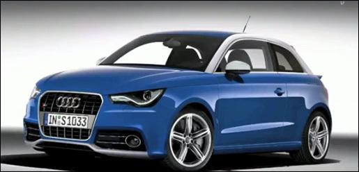 Audi S1 impressie