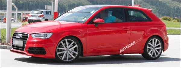 Preview Audi S3 2013