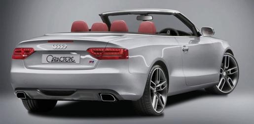 Audi A5/S5 Cabrio Caractere