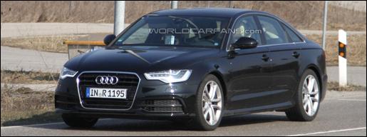 Audi S6 Prototype