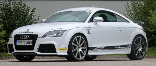 Audi TT-RS MTM tuning