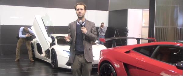 Autosalon van Brussel videoverslag