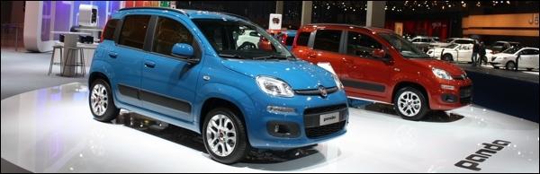 Fiat Autosalon Brussel 2012 Win