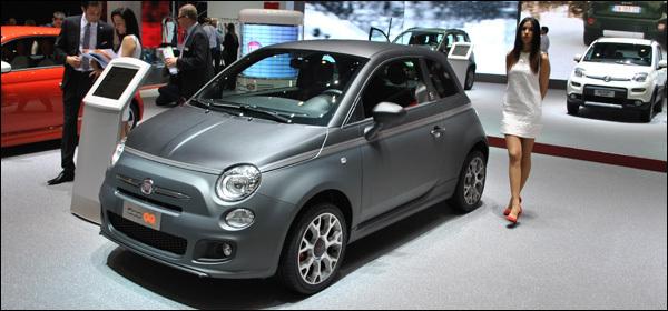 Autosalon Geneve 2013 Fiat