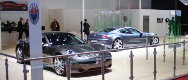 Autosalon Genève 2013 - Fisker