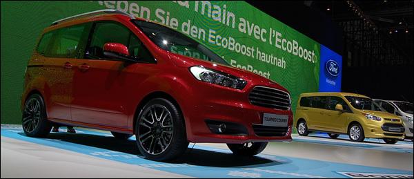 Autosalon Genève 2013 - Ford