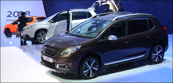 Autosalon Genève 2013 - Peugeot