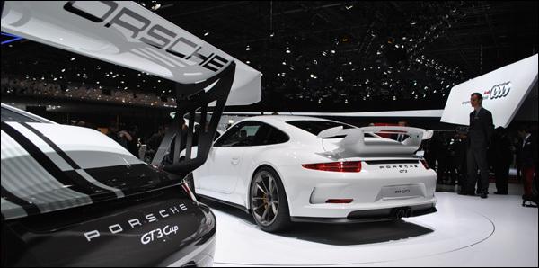 Porsche Autosalon Geneve 2013