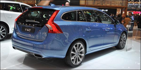 Autosalon van Geneve - Volvo