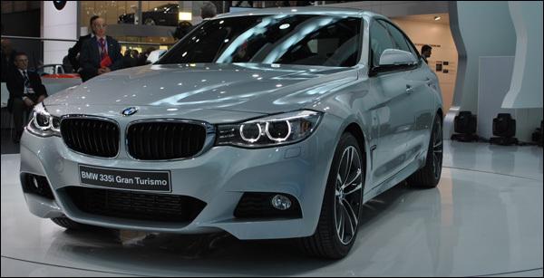 Autosalon Geneve 2013 BMW