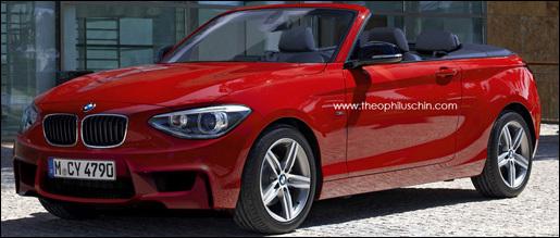 BMW 1-Reeks Cabrio