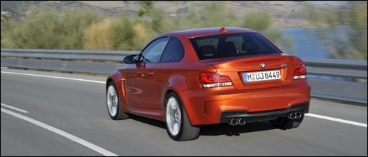 BMW 1-Reeks M Coupé