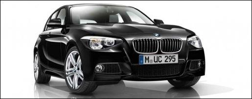 BMW 1-Reeks M Sportpakket