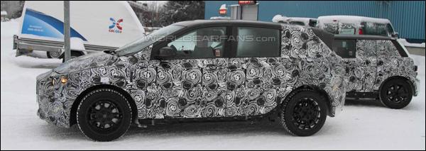 BMW 1-Reeks GT 2013