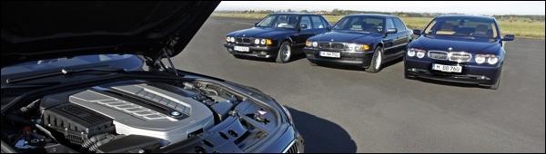 25 Jaar V12 BMW