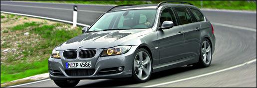 BMW 320d EfficientDynamics Touring