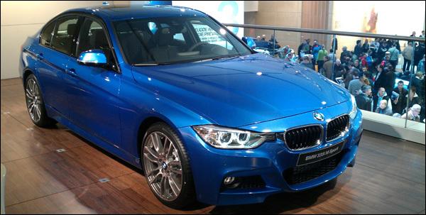 BMW 3-Reeks M Sport