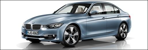 BMW 3-Reeks ActiveHybrid Hybride