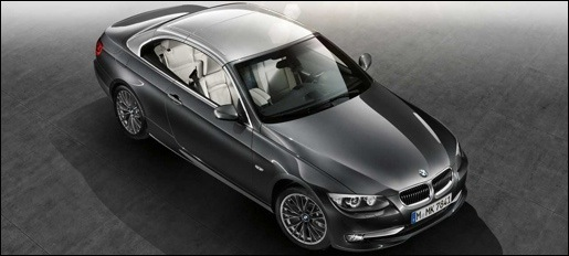 BMW 3-Reeks Coupe Cabrio Exclusive Edition