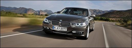 BMW 3-Reeks Berline