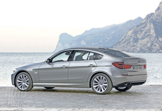 BMW 3-reeks GT
