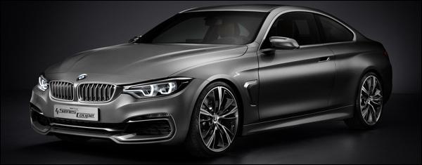 BMW 4-Reeks Coupé Concept